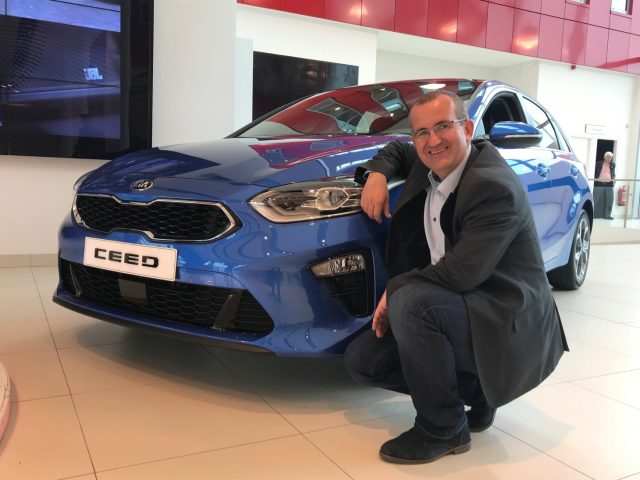 Interview met David Labrosse, Head of Product Planning van Kia Motors Europe