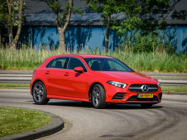Mercedes-Benz A200 - autotest