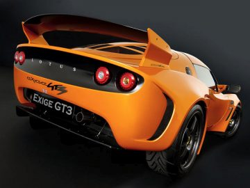 Lotus Exige GT3 - Press Image