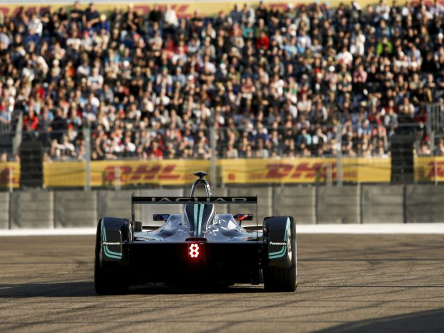 Panasonic Jaguar Racing Formula E