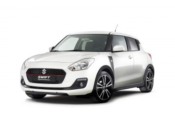 Suzuki Swift Sportline met Boosterjet