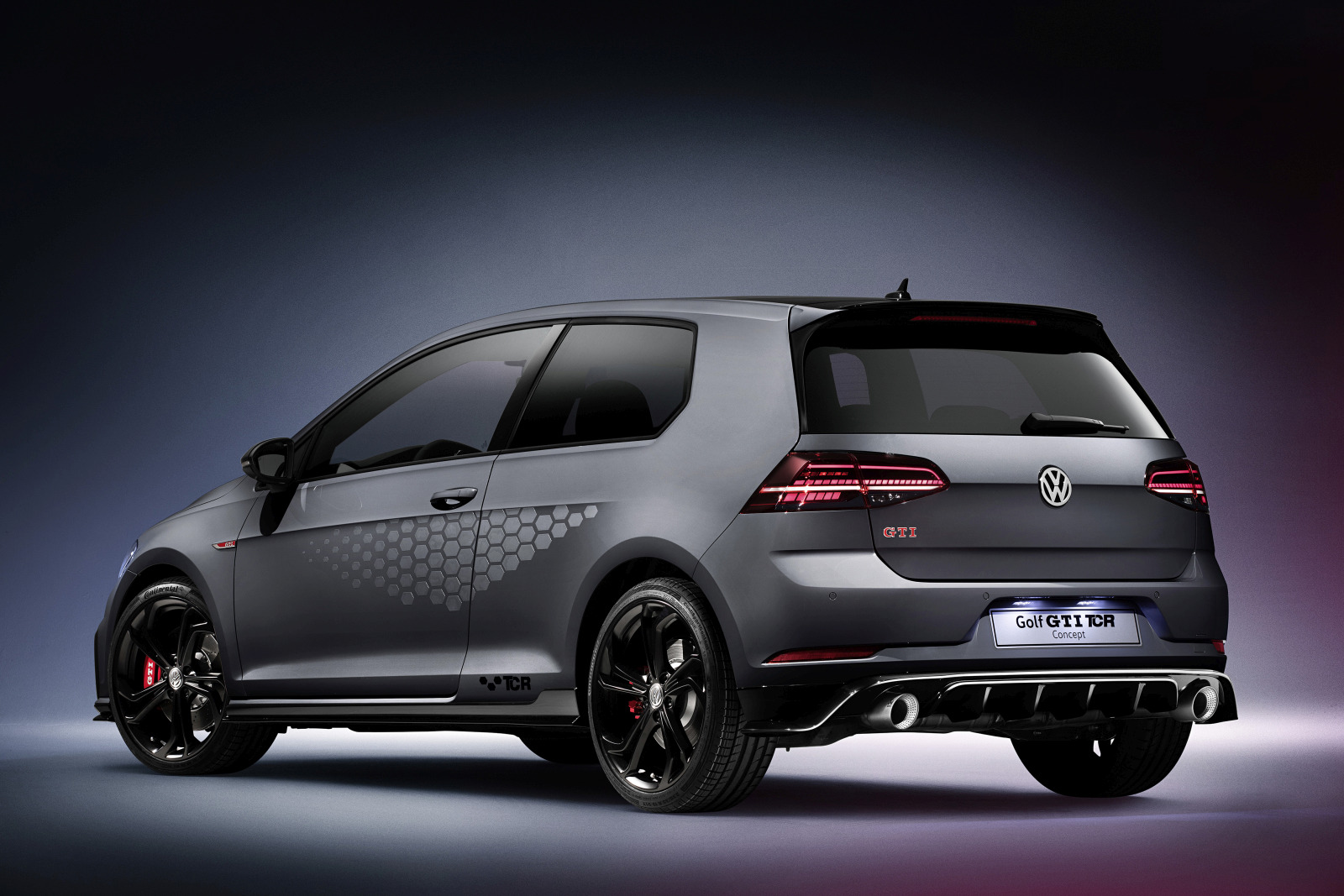 lekker dit is de volkswagen golf gti tcr. Black Bedroom Furniture Sets. Home Design Ideas