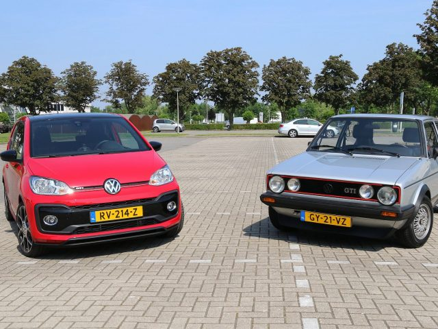 Autotest - Volkswagen up! GTI