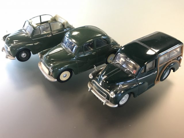 AutoRAI in Miniatuur: Morris Minor, de evergreen