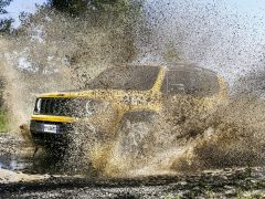 Autotest - Jeep Renegade