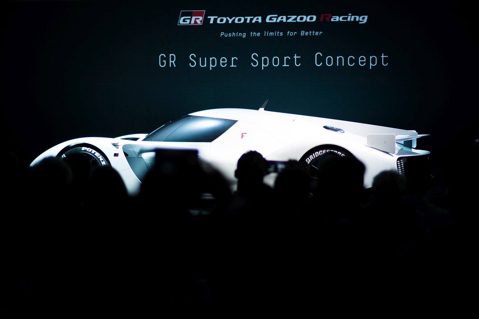 GR Super Sport Concept TOYOTA GAZOO Racing. Le Mans 24 Hours Race, 11th to 17th June 2018 Circuit de la Sarthe, Le Mans, France.