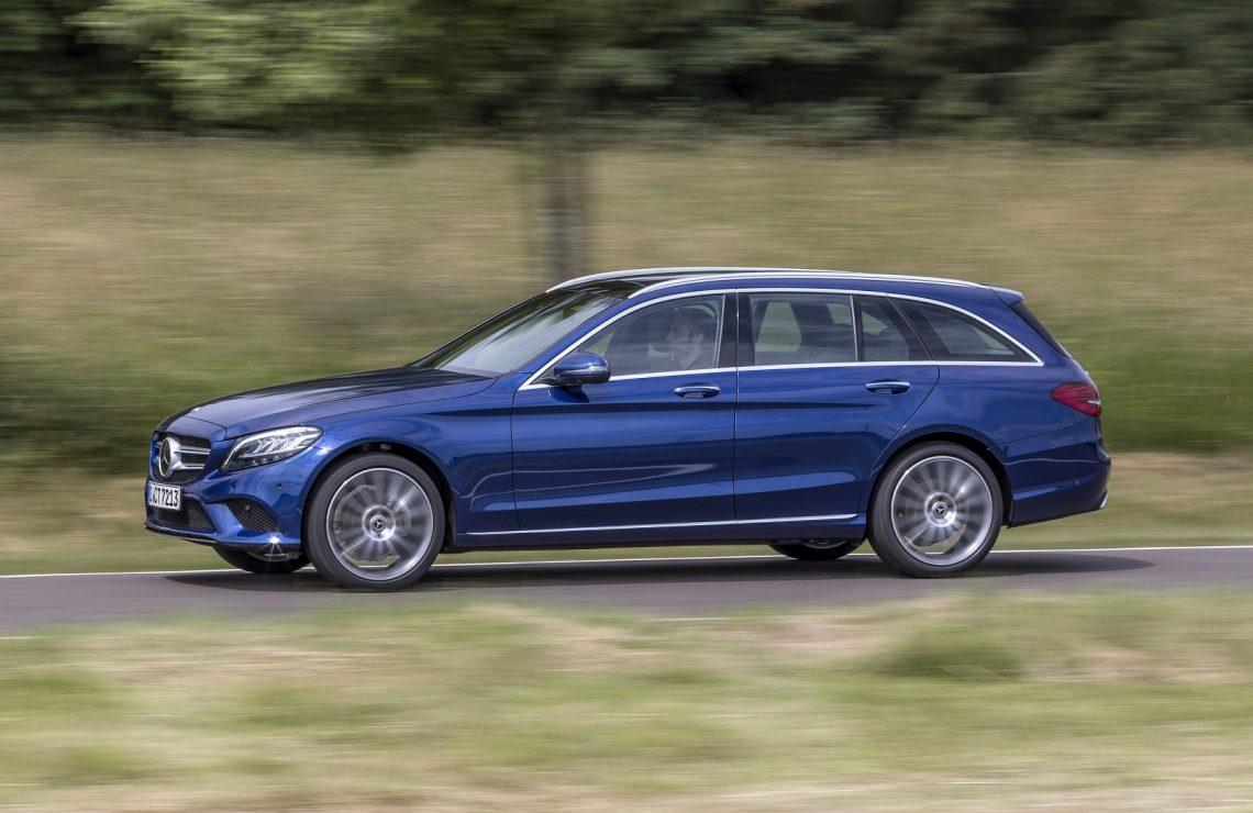 2018 Mercedes-Benz C-klasse Estate