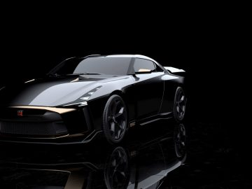 Nissan GT R50 by Italdesign