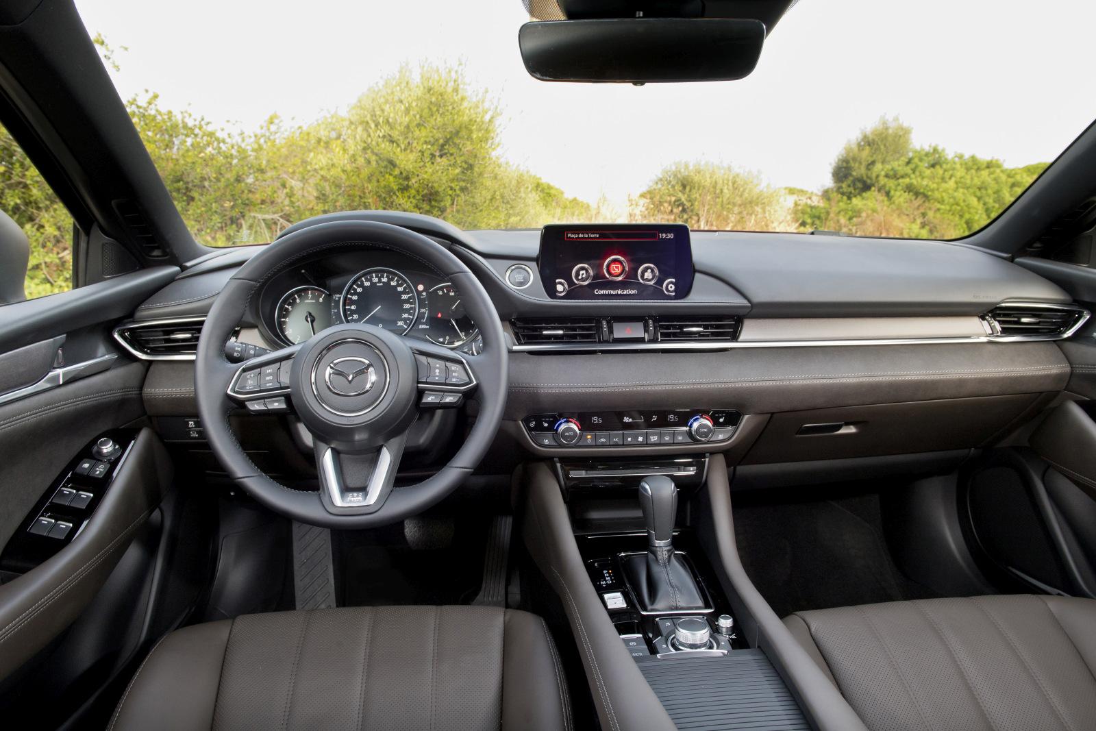 Mazda 6 2018 - Review