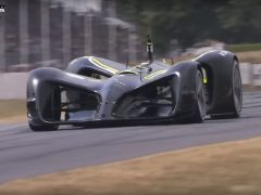 Robocar Goodwood FOS 2018