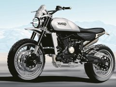 Norton Atlas Scrambler 2018