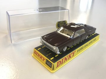 AutoRAI in Miniatuur: Atlas Dinky Toys Ford Galaxie 500