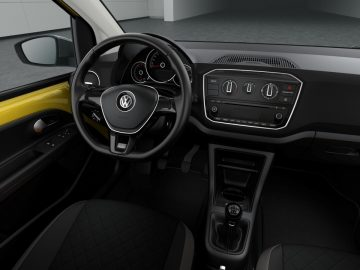 Volkswagen Cross Up 2018