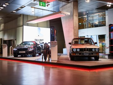 BMW Welt en Mission: Impossible – Fallout