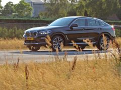 BMW X4 2018 - Review - BMW X4 xDrive20d