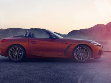 BMW Z4 Roadster M40i First Edition 2019