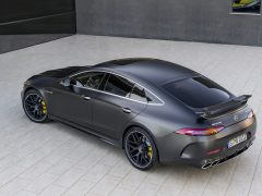 AMG GT 63 S 4MATIC+ 4-Door Coupé