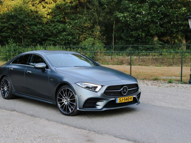 Mercedes-Benz CLS (2018) - Review AutoRAI.nl