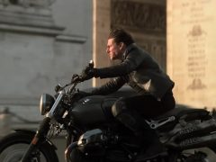 Mission: Impossible - Fallout - Tom Cruise - BMW R NineT Scrambler