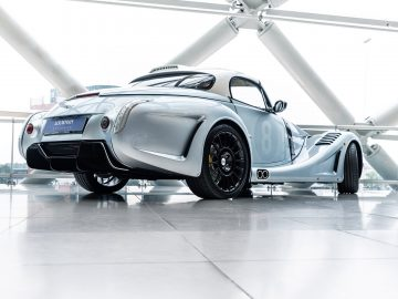 Morgan Aero GT - aflevering in Nederland