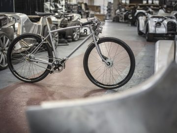 Pashley-Morgan 8