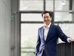 SangYup Lee, Vice President of Styling bij het Hyundai Design Center
