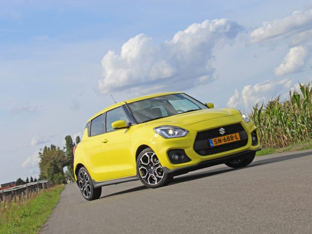 Suzuki Swift Sport 2018 Autotest