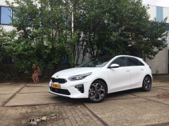 kia ceed autotest header
