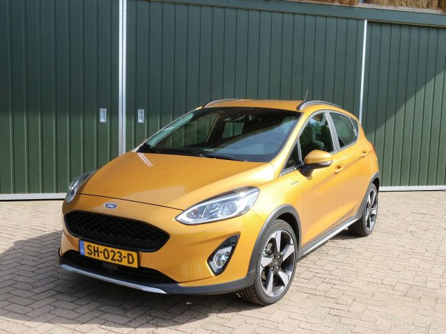 Test Ford Fiesta Active 1.0 EcoBoost