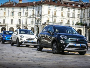 Fiat 500X 2018 Facelift Autotest
