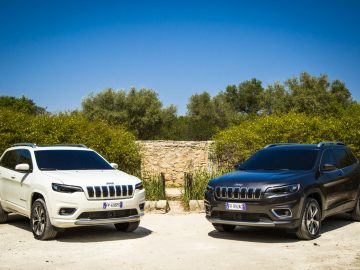 Autotest - Jeep Cherokee (2019)