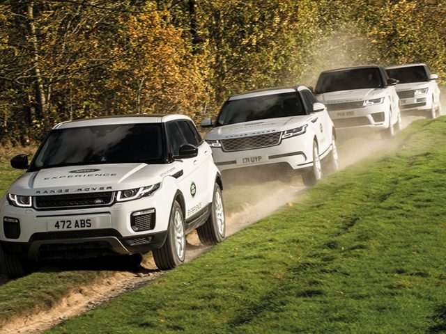 The Above and Beyond Tour van Land Rover, meedoen!