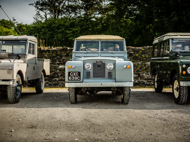 Land Rover - 70 jaar - Defender