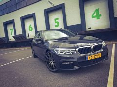 Autotest - BMW 540d xDrive (2018)