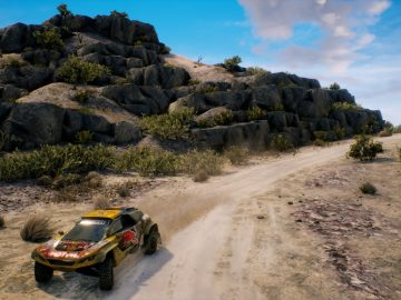 Dakar 18 - Gamereview