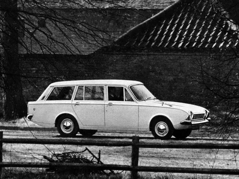 Ford Corsair Abbott Estate Car