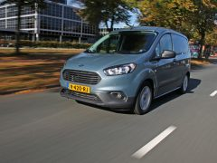 Autotest - Ford Transit Courier 2018