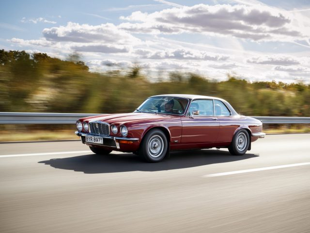 Jaguar XJ Series 1 - XJ50 - Parijs