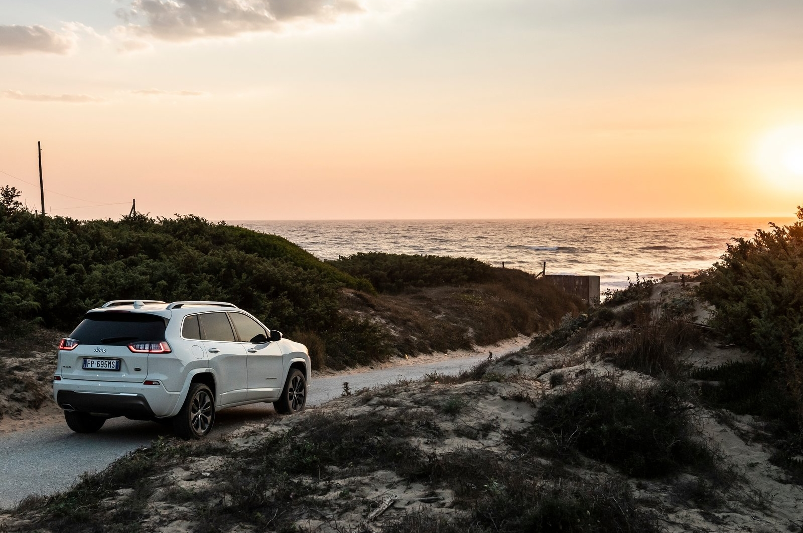 Jeep Cherokee 2019 - Offroad