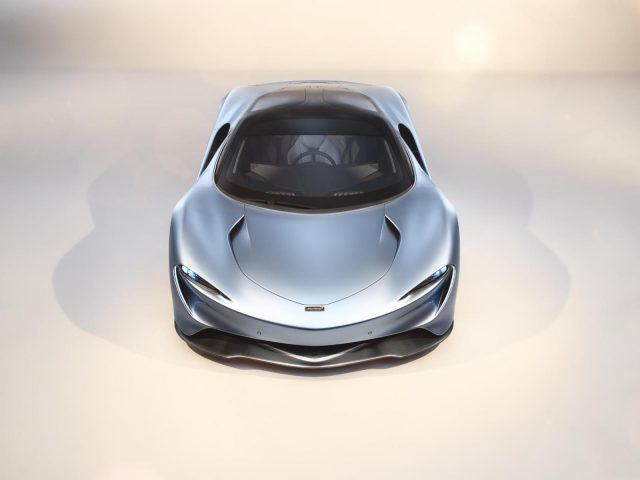 McLaren Speedtail 2019