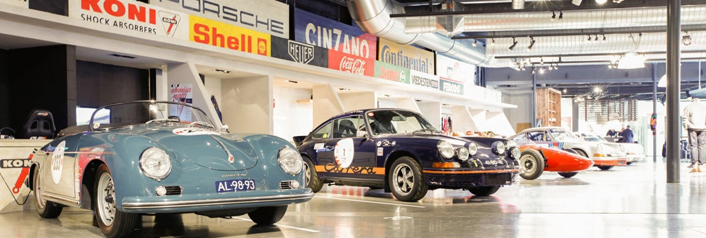 State of Art Classic Porsche Collection