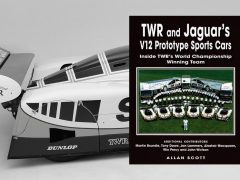 TWR and Jaguar's V12 Prototype Sports Cars - 9780473442552