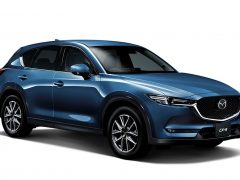 Mazda CX-5 - SkyActiv-G 2.5T - Japan-spec
