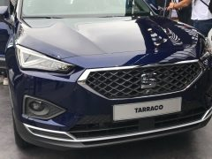 Seat Tarraco - Autosalon Parijs 2018