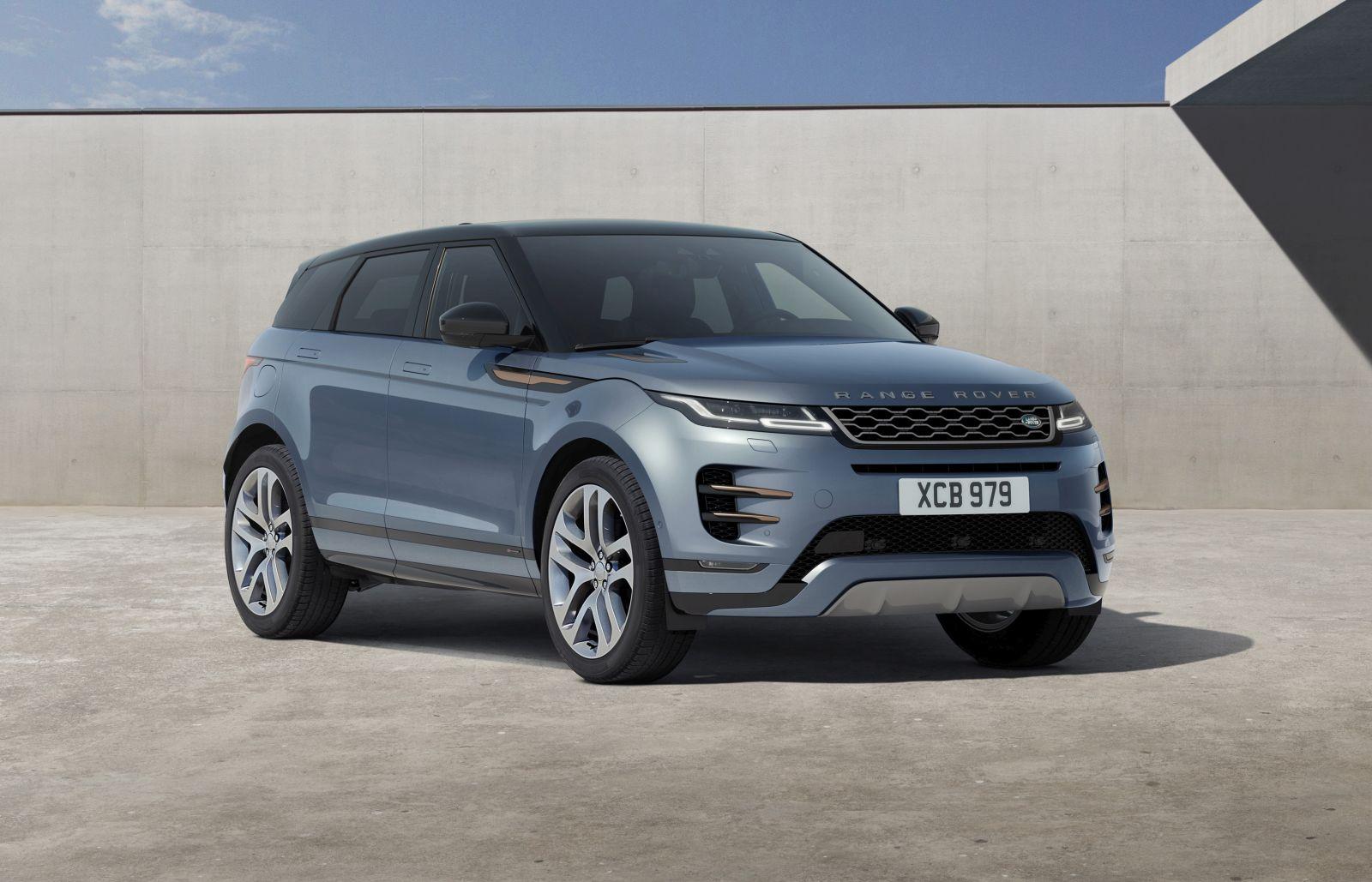 Land Rover Onthult Nieuwe Range Rover Evoque Autorai Nl