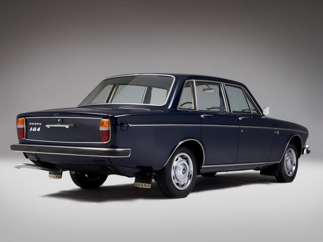 Volvo 164 – 1960s prestige celebrates its 50th anniversary