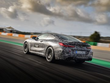 BMW M8 Coupé Prototype 2019