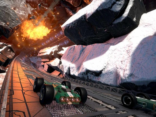 GRIP Combat Racing -Gamereview