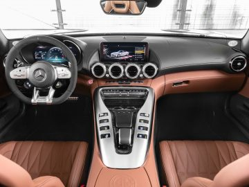 Mercedes-Benz AMG GT C Roadster 2019