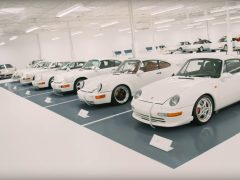Porsche - The White Collection